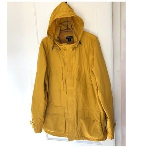 Land's End Utility Jacket Water repellant Gold xl